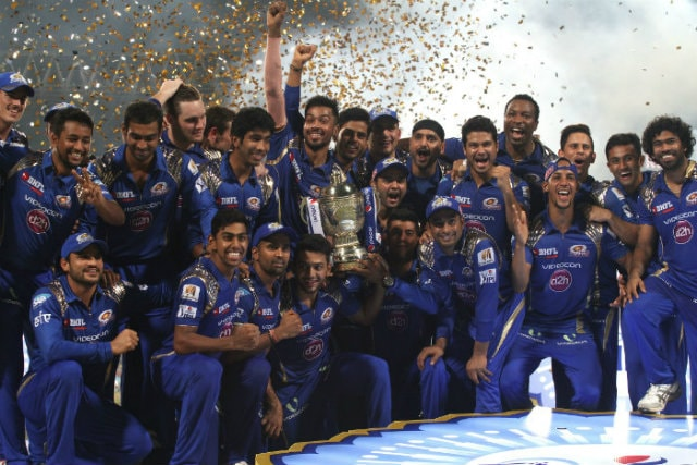 Mumbai Indians Beat Chennai Super Kings to Lift IPL 2015