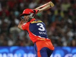 Photo : IPL 2015: Yuvraj Back in Form as Delhi Trounce Punjab to End Losing Streak
