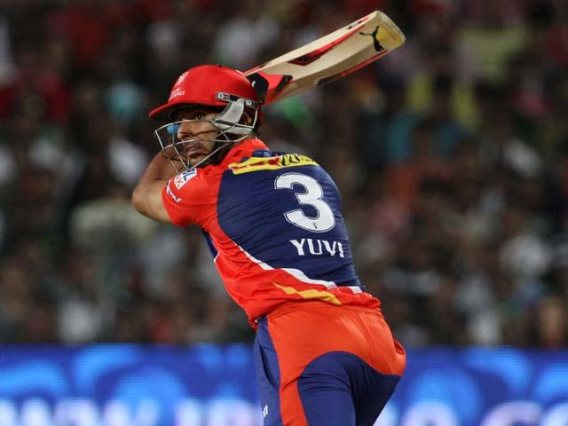 IPL 2015: Yuvraj Back in Form as Delhi Trounce Punjab to End Losing Streak