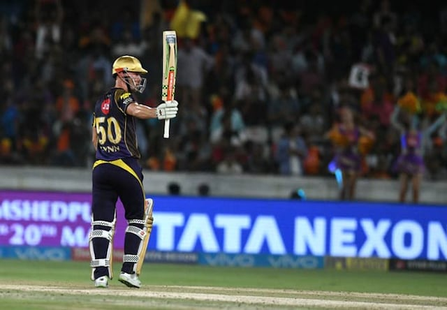 IPL 2018: KKR Seal Playoffs Berth With Five-Wicket Win Over SRH