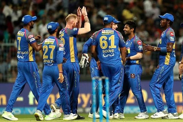 IPL 2018: Kolkata Knight Riders Beat Rajasthan Royals By 6 Wickets