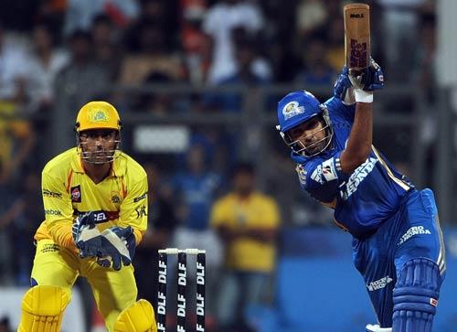 Rohit Sharma dazzles for Mumbai