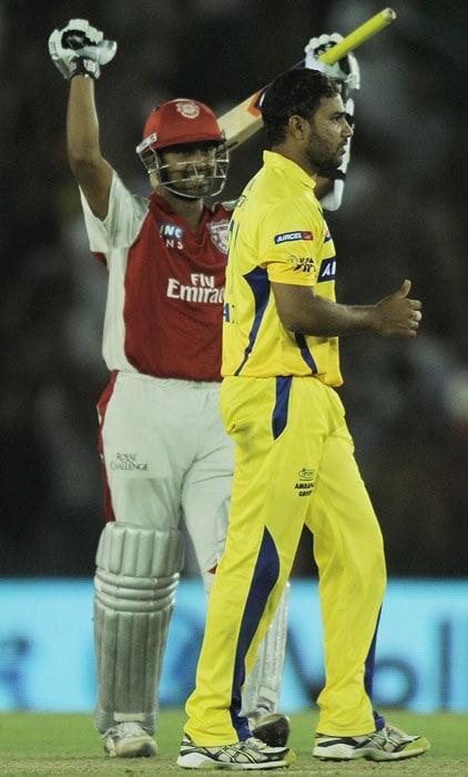 IPL 4: Punjab vs Chennai