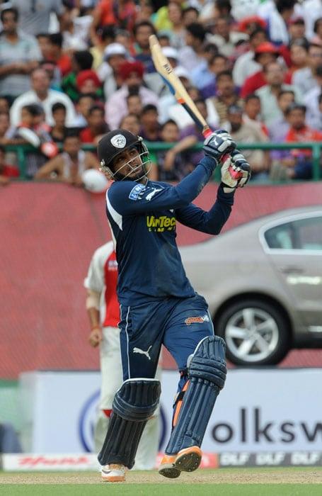 IPL 4: Deccan vs Punjab