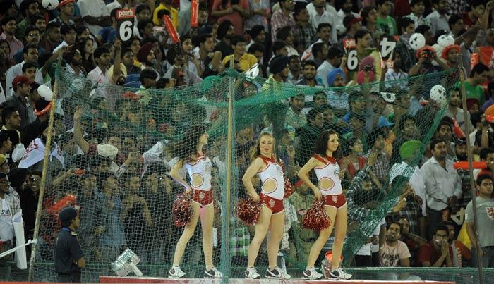 IPL 4: Rajasthan vs Punjab
