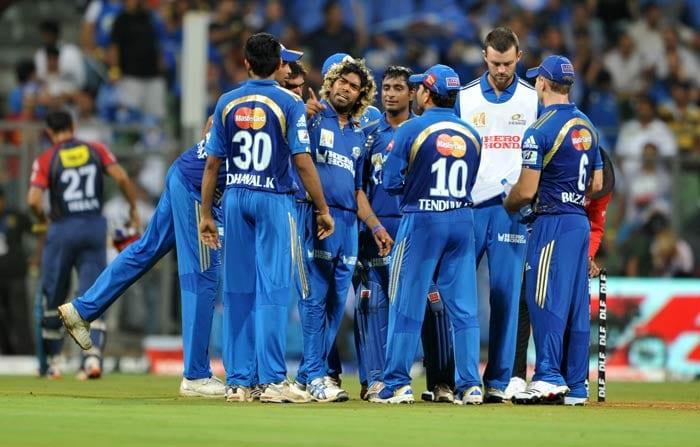 IPL 4: Mumbai vs Delhi