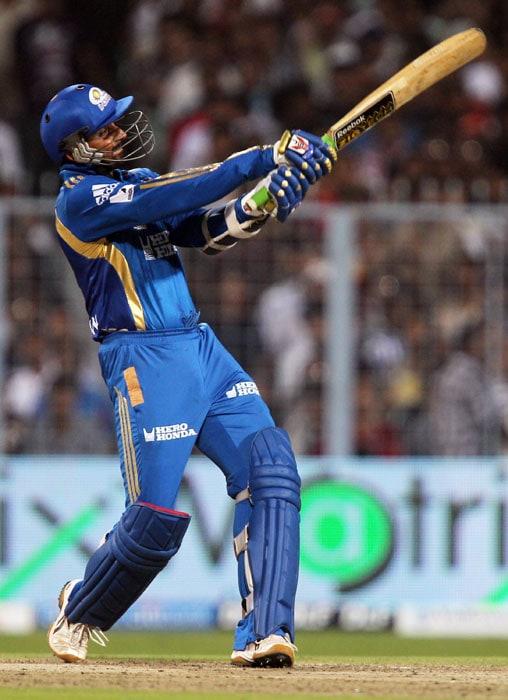 IPL 4: Mumbai vs Kolkata
