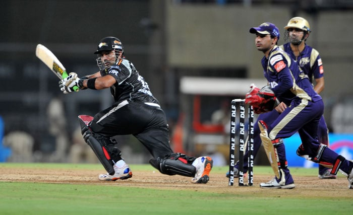 IPL 4: Kolkata vs Pune