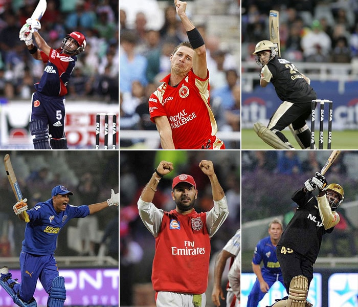 IPL 4 auction: Hot properties