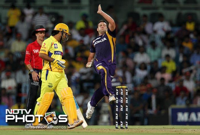 IPL 5: Kolkata beat Chennai by 5 wickets