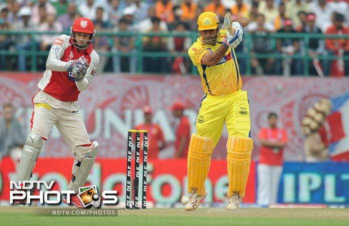 IPL 5: Punjab jolt Chennai's playoffs hopes