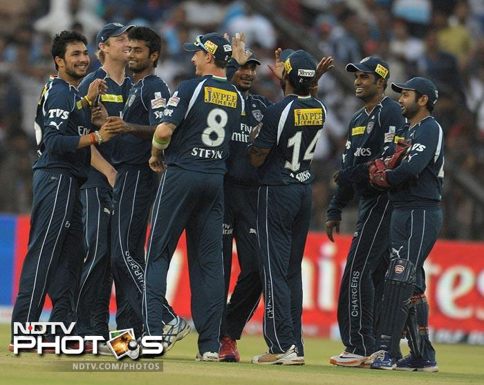 IPL 5: Deccan Chargers beat Pune Warriors