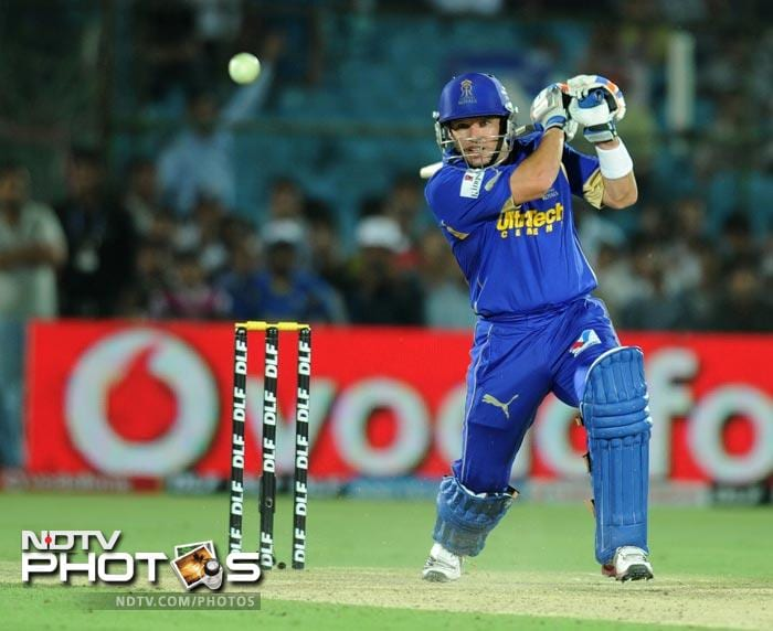 IPL 2012: Rajasthan Royals beat Deccan Chargers by 5 wickets