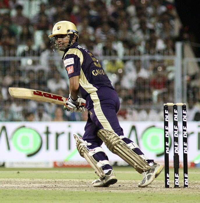 IPL 5: Who's your captain?
