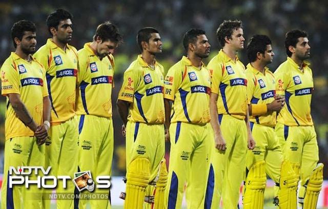 Chennai score 190/3 against Kolkata in the IPL final