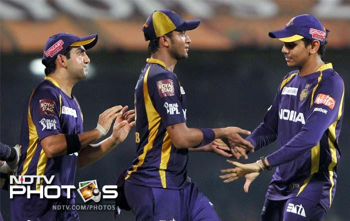 Chennai score 190/3 against Kolkata in the IPL final