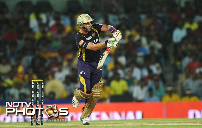 Kolkata Knight Riders are the IPL 5 winners