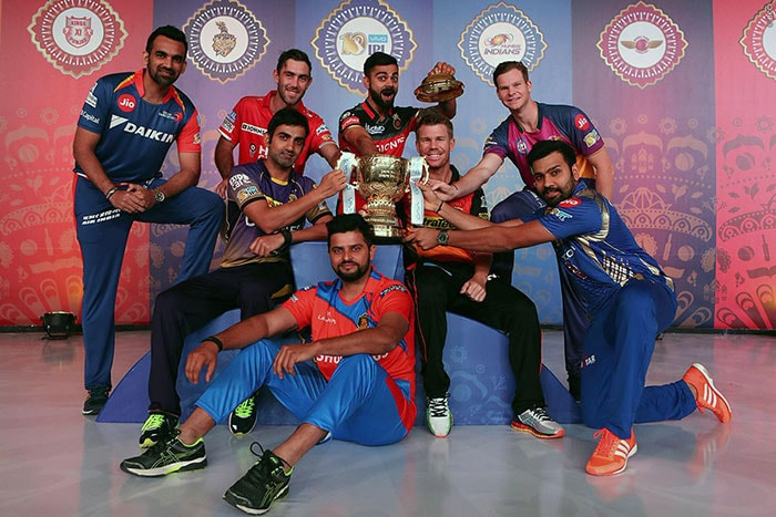 IPL 2017: Teams Gear Up For T20 Extravaganza