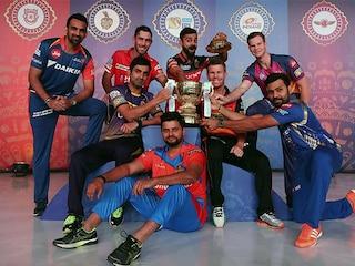 IPL 2017: Teams Gear Up For T20 Extravaganza
