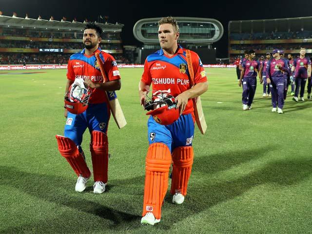 IPL 2017: Andrew Tye Heroics Give Gujarat Lions First Win vs Rising Pune Supergiant