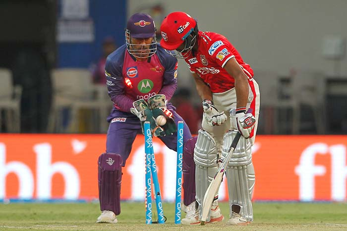 IPL 2017: Glenn Maxwell Powers Punjab To A Six-Wicket Win Vs Pune