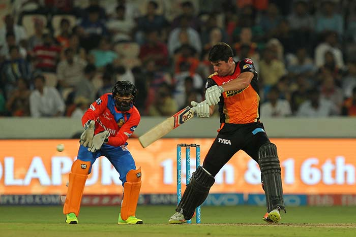 IPL 2017: Warner, Henriques Architect Of Easy Hyderabad Win vs Gujarat Lions
