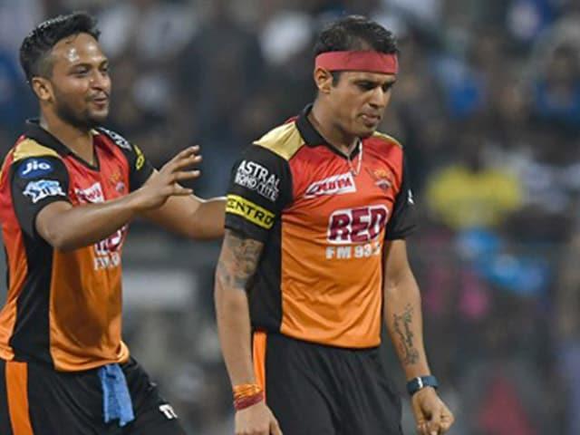 IPL 2018: SunRisers Hyderabad Defend 118, Beat Mumbai Indians By 31 Runs In A Thriller