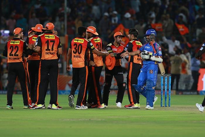IPL 2018: Kane Williamson, Bowlers Script 11-Run Win for SunRisers Hyderabad vs Rajasthan Royals