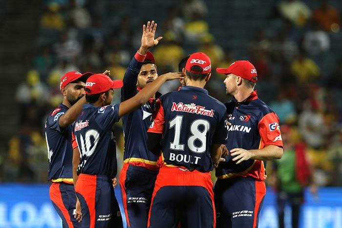 IPL 2018: Dhoni, Watson Power Chennai To Win Over Delhi Daredevils