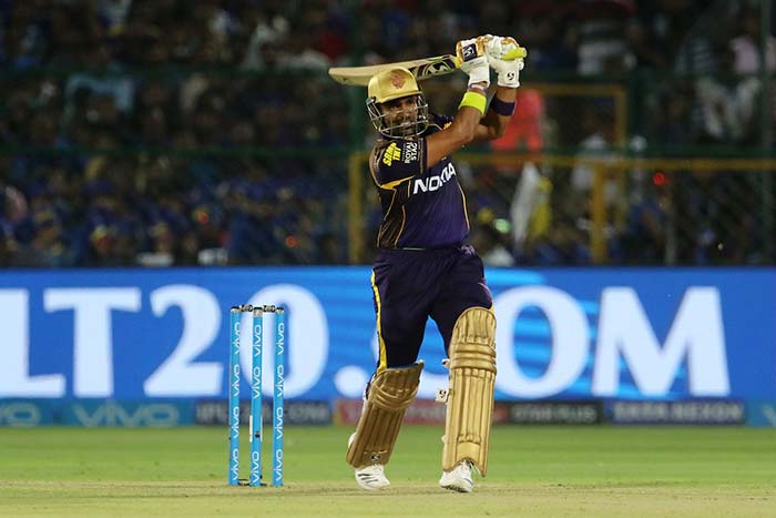 IPL 2018: Robin Uthappa, Nitish Rana Shine As KKR Register Third Win Of Season