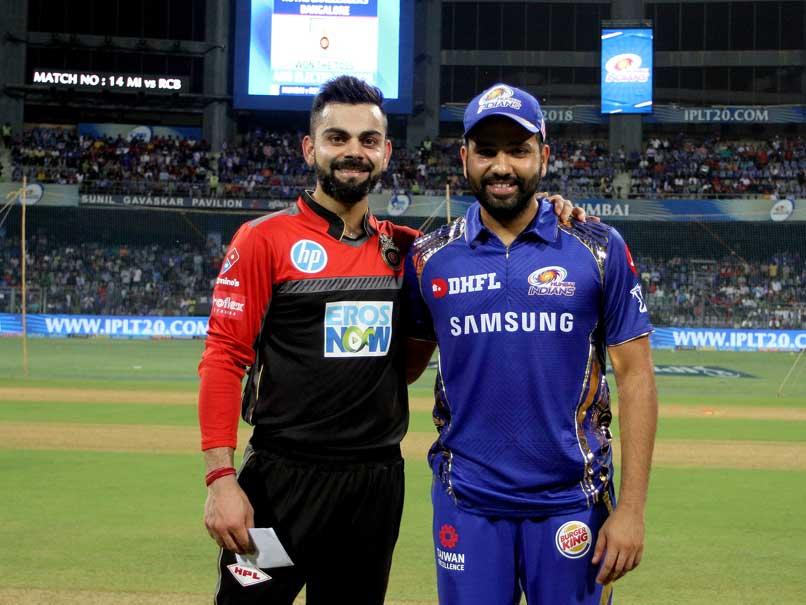 Rohit Sharma Shines As MI Beat RCB To Earn First Win Of The Season