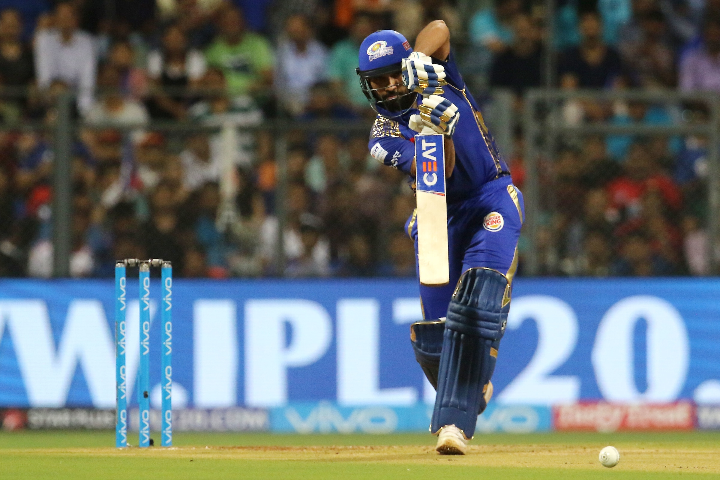 IPL 2018: Rohit Sharma Shines As MI Beat RCB To Earn First Win Of The Season
