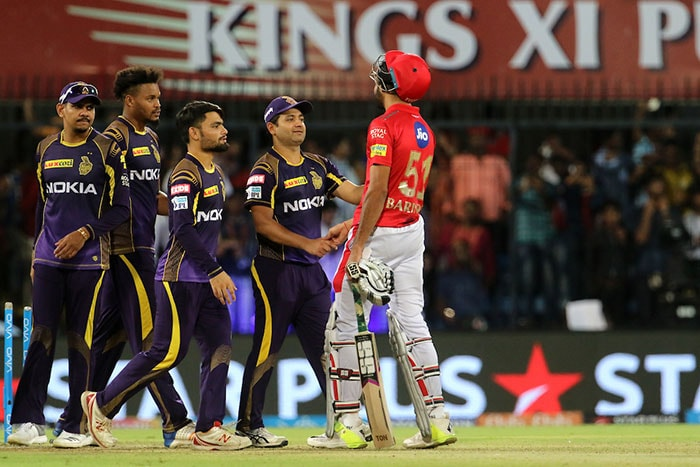 Kolkata Register Convincing 31-Run Win Against Punjab