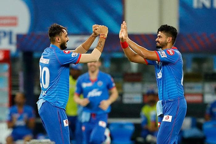 दिल्ली कैपिटल्स ने चेन्नई सुपर किंग्स को 44 रनों से हराया, शॉ ने लगाया अर्धशतक