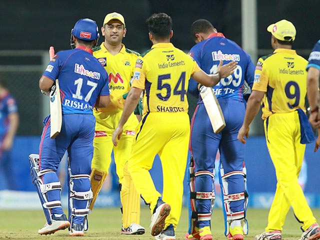 IPL 2021: Dhawan, Shaw Fifties Guide DC To Thumping Win Over CSK