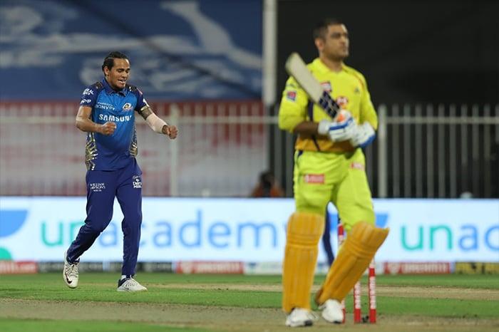 टी20 लीग: मुंबई ने चेन्नई को 10 विकेट से हराया