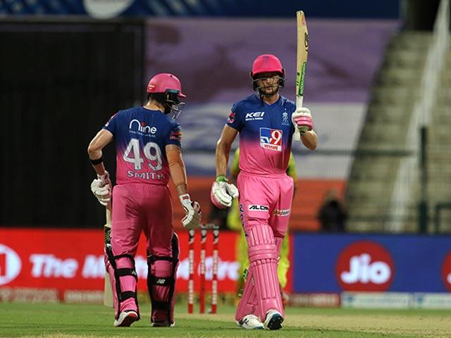 Photo : बटलर के तूफान के आगे चेन्नई पस्त, प्वाइंट टेबल में राजस्थान ने हासिल किया पांचवा स्थान