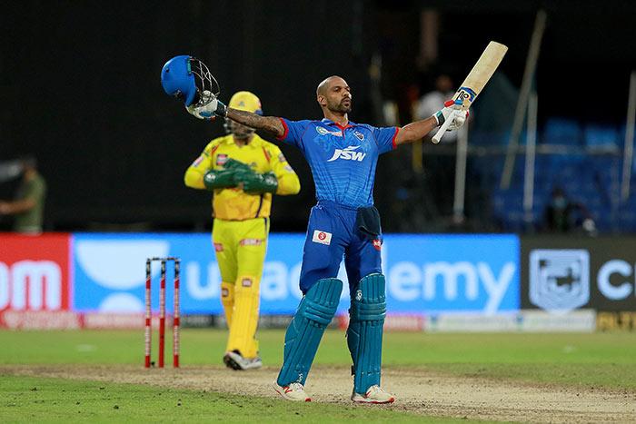 शिखर धवन का शानदार प्रदर्शन, दिल्ली ने चेन्नई को 5 विकेट से हराया