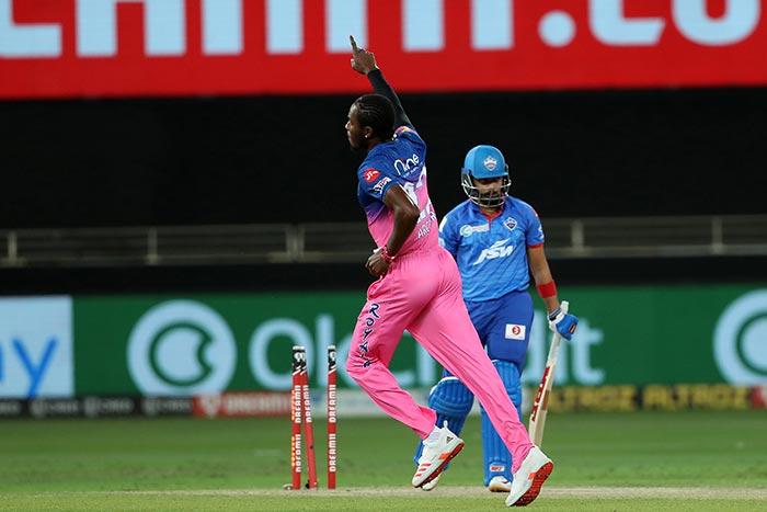 टी20 लीग: दिल्ली ने राजस्थान को 13 रनों से हराया