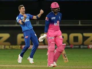 Fast Bowlers At The Fore As Delhi Capitals Edge Past Rajasthan Royals
