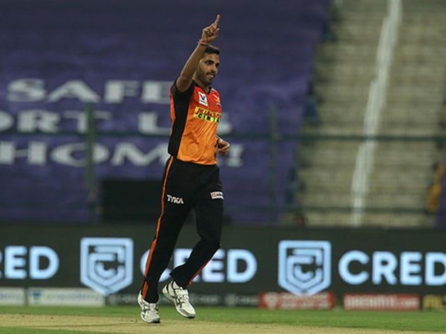 SunRisers Hyderabad Beat Delhi Capitals By 15 Runs