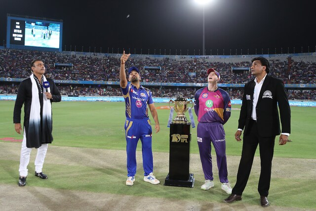 IPL 2017 Final: Mumbai Indians Beat Rising Pune Supergiant By 1 Run To Clinch Third Title