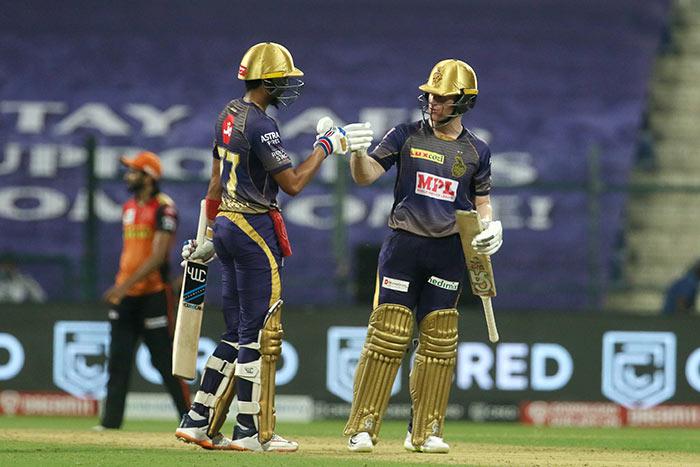 कोलकाता ने हैदराबाद को 7 विकेट से हराया, शुभमन गिल ने जड़ा अर्धशतक