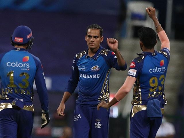 Photo : टी20 लीग: मुंबई ने पंजाब को अबू धाबी में 48 रनों से हराया.