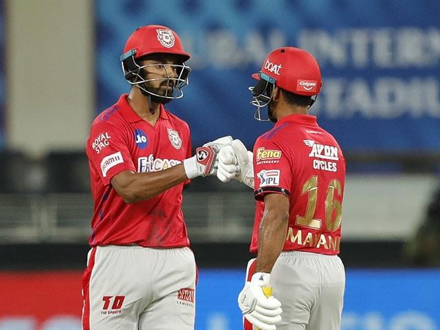 Photo : आईपीएल 2020: बैंगलोर पर भारी पड़ी पंजाब टीम, केएल राहुल ने तोड़ा ये रिकॉर्ड