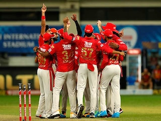 Kings XI Punjab Pull Off Thrilling 12-Run Win Over SunRisers Hyderabad