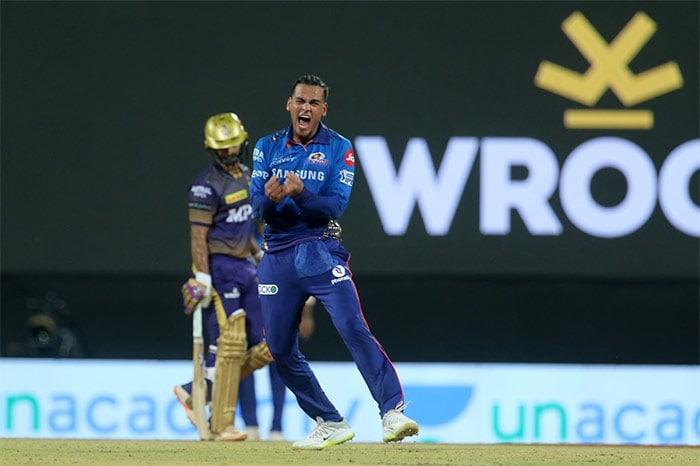 आईपीएल 2021: मुंबई इंडियंस ने कोलकाता नाइट राइडर्स को 10 रनों से हराया