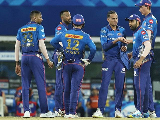 Photo : आईपीएल 2021: मुंबई इंडियंस ने कोलकाता नाइट राइडर्स को 10 रनों से हराया