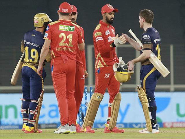 Photo : आईपीएल 2021: कोलकाता ने पंजाब को 5 विकेट से हराया
