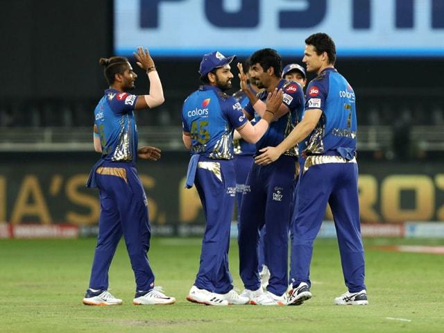 Photo : आईपीएल 2020: मुंबई इंडियन्स ने दिल्ली कैपिटल्स को हराकर फाइनल में प्रवेश किया